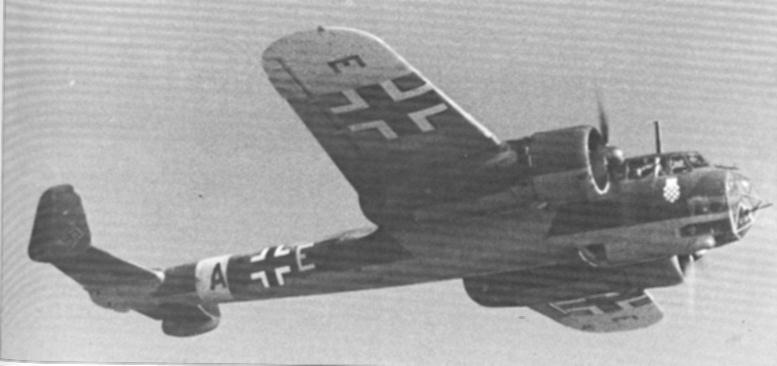 Luftwaffe Nachtflieger  - 1939 à Primavera de 1942  Do17Z2-1